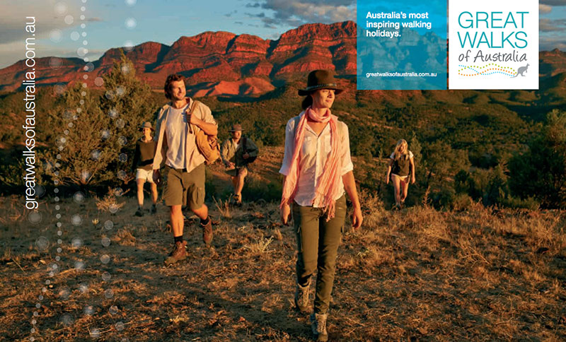 Download the Great Walks of Australia Brochure