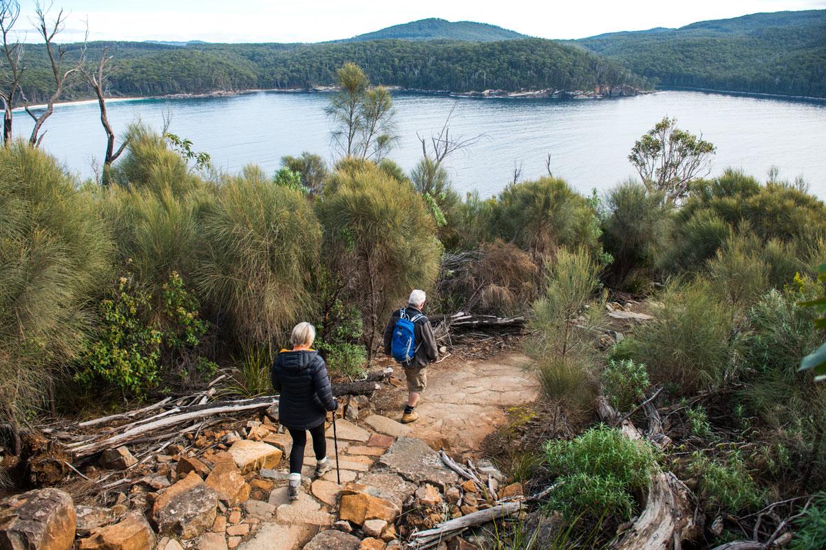 Three Capes Lodge Walk | Great Walks of Australia