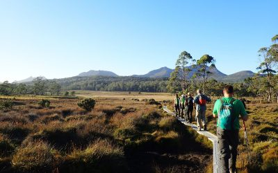 Cradle Mountain Huts Walk