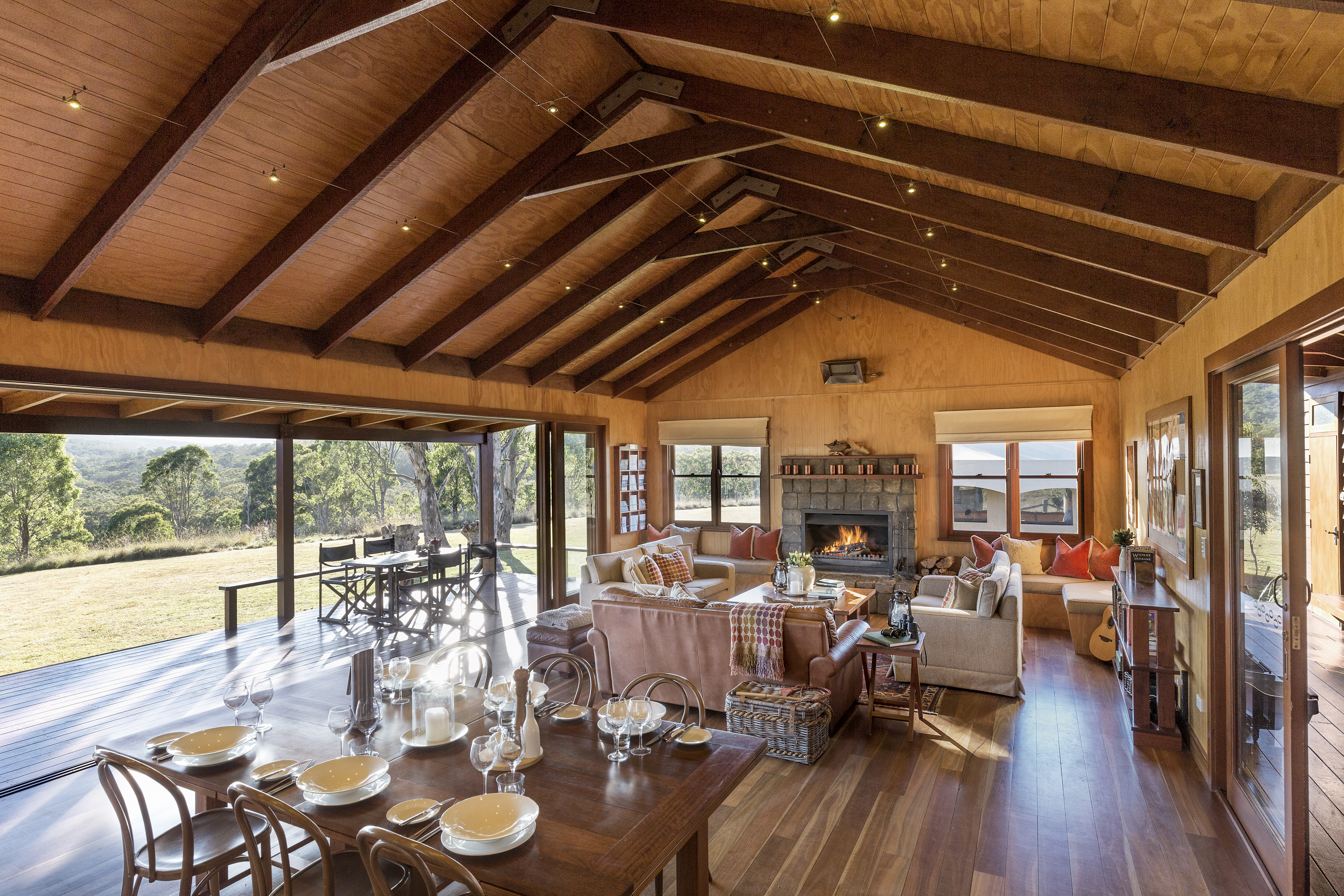 Main Lounge in Spicers Canopy